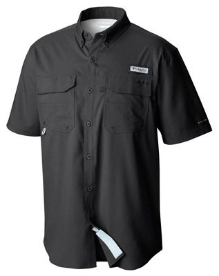 Columbia Men's Blood And Guts III SS Woven Shirt
