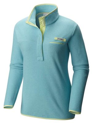 Columbia Women's Harborside Fleece Pullover Top