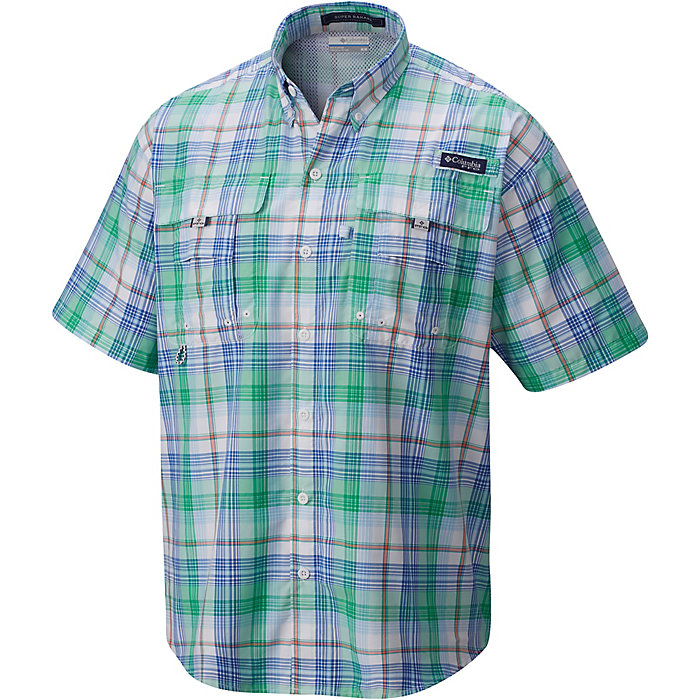 1ab1c31ac2a Columbia Men's Super Bahama SS Shirt - Moosejaw
