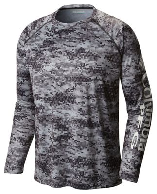 Columbia Men's Super Terminal Tackle LS Shirt