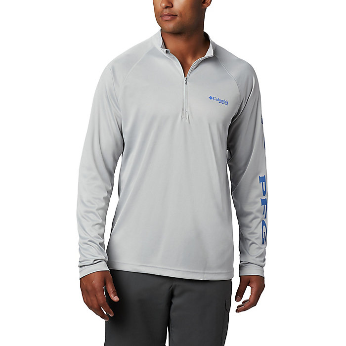 Columbia Mens Extended Terminal Tackle 1//4 Zip