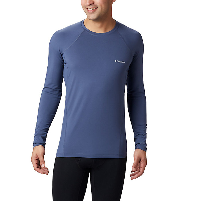 BIG MENS Long Sleeve Base Layer T-Shirt Moisture Wicking  2X 3X 4X NEW