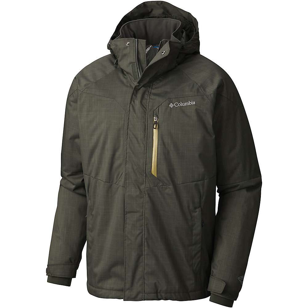 Mens Columbia Jackets