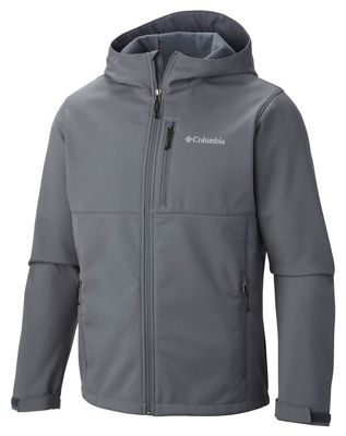 Columbia Men's Ascender Hooded Softshell Jacket