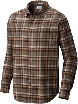 Columbia Men's Boulder Ridge Long Sleeve Flannel