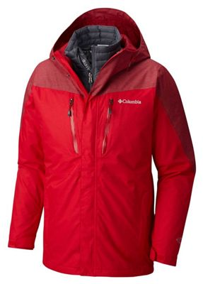 Columbia Men's Calpine Interchange Jacket