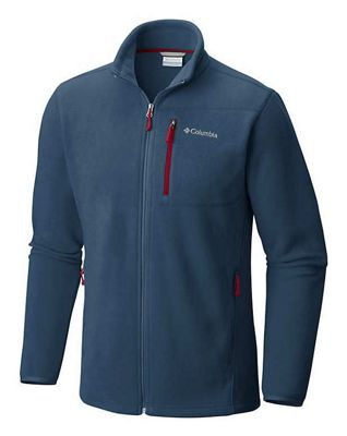 Columbia Men's Cascades Explorer Full Zip Fleece Jacket