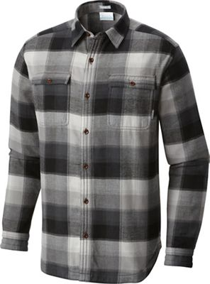 Columbia Men's Flare Gun Waffle Lined Flannel II Shirt