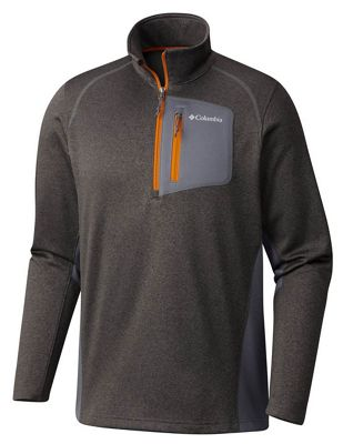 Columbia Men's Jackson Creek Half Zip Top