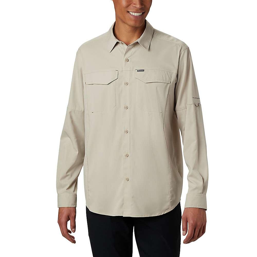 Columbia men 39 s silver ridge lite long sleeve shirt at for Mens shirts online shopping