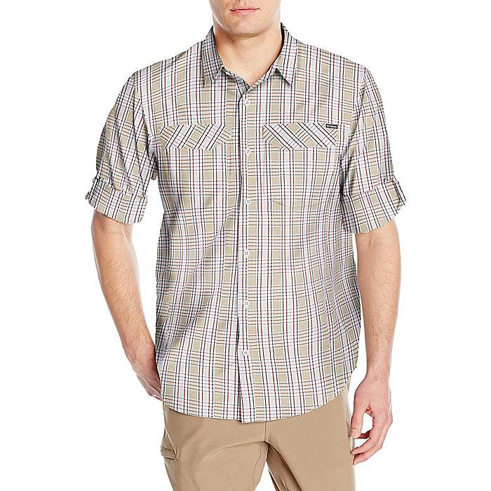 367b153b3f5 Columbia Men's Silver Ridge Lite Plaid Long Sleeve Shirt - Moosejaw