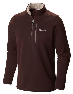 Columbia Men's Terpin Point II Half Zip Top