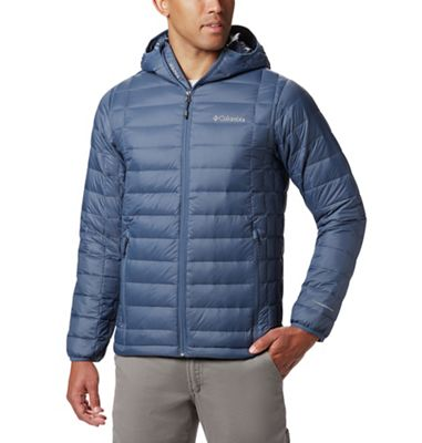 Columbia Men's Voodoo Falls 590 TurboDown Hooded Jacket