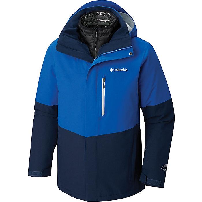 Columbia Men/'s Wild Card Interchange Jacket Thermal Reflective Warmth
