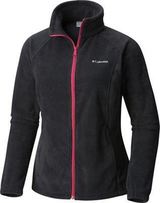 Columbia Women's Tested Tough in Pink Benton Springs Full Zip