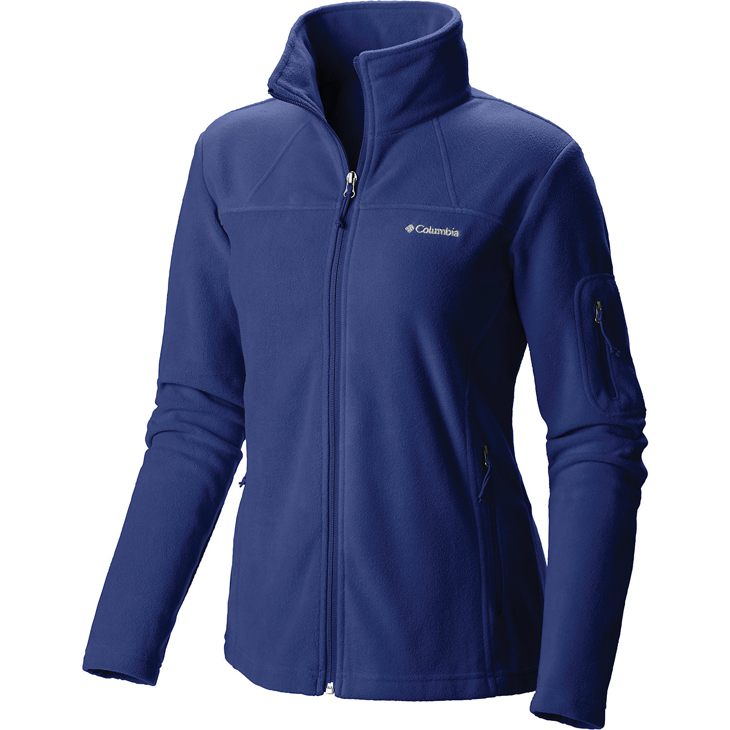 5613bedfe Columbia Women's Fast Trek II Full Zip Fleece Jacket