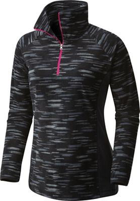 Columbia Women's Glacial Fleece III Print Half Zip