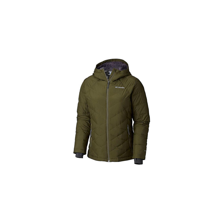 Columbia Women s Heavenly Hooded Jacket - Moosejaw 77c44ee93e