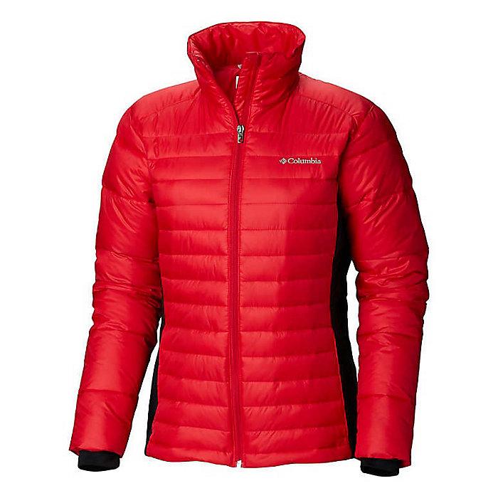 Columbia Women's Powder Pillow Hybrid Jacket Mountain Steals