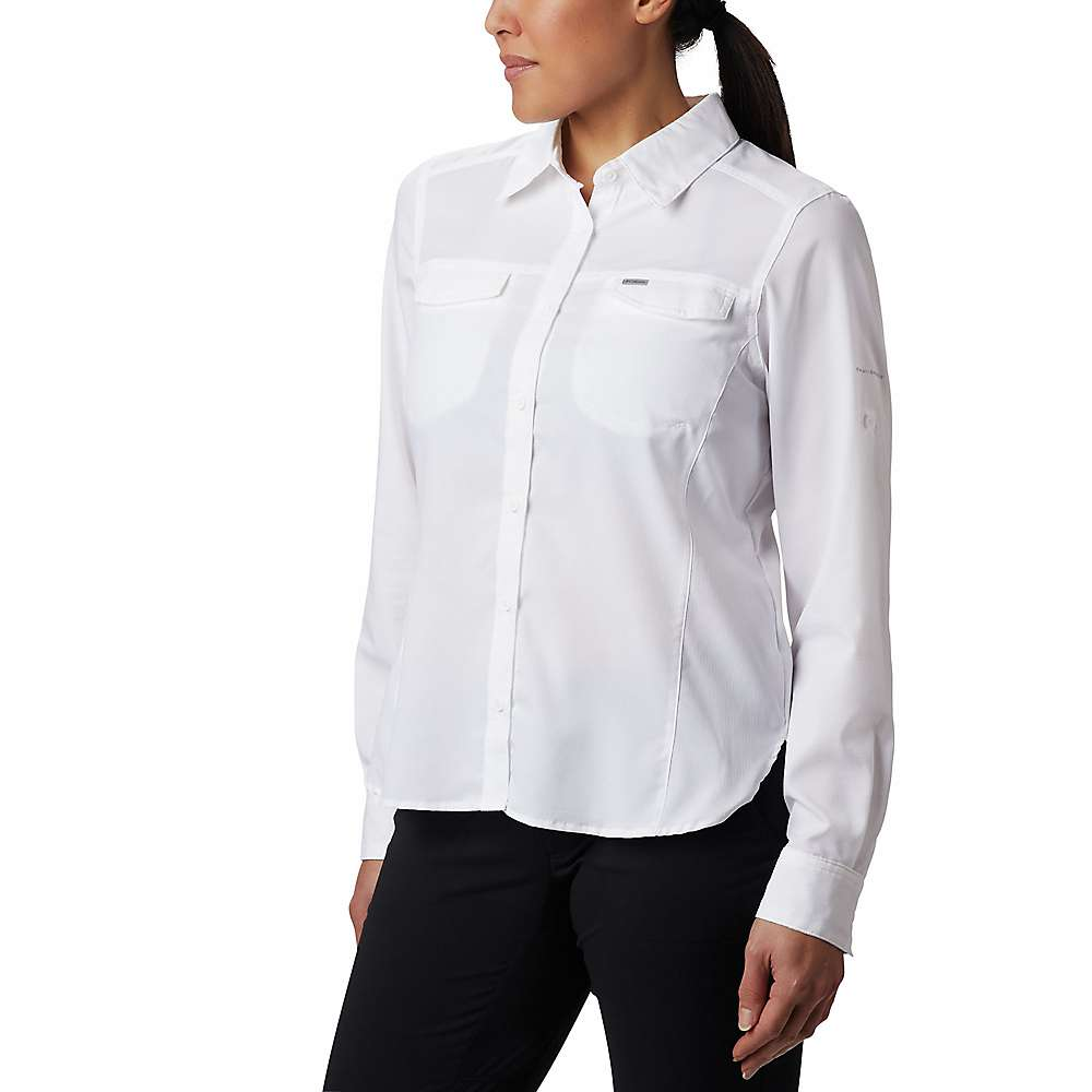 Columbia Womens Silver Ridge Lite Long Sleeve Shirt Moosejaw