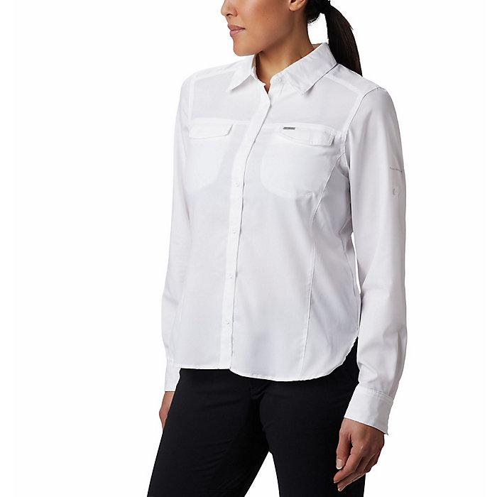 6de730e9d62 Columbia Women's Silver Ridge Lite Long Sleeve Shirt - Moosejaw