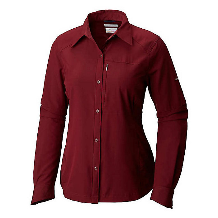 Columbia Womens Adventure Bound Long Sleeve Shirt
