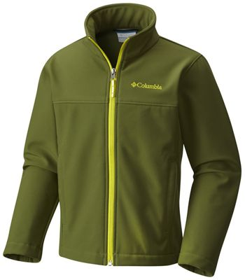 Columbia Youth Boys' Ascender Softshell Jacket
