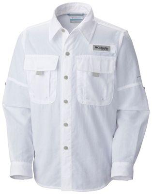 Columbia Youth Boys' Bahama LS Shirt