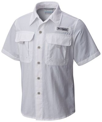 Columbia Youth Boys' Bahama SS Shirt
