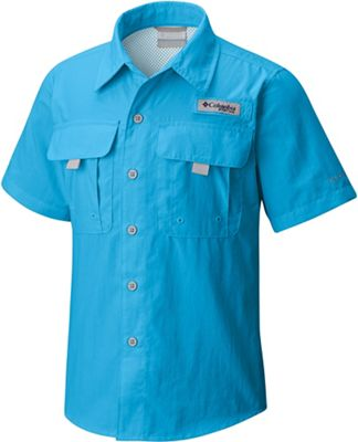 Columbia Youth Boys' Bahama SS Shirt