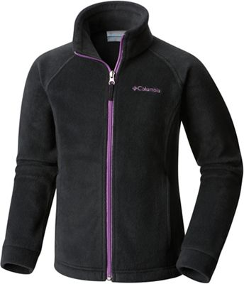 Columbia Youth Girls' Benton Springs Fleece Jacket