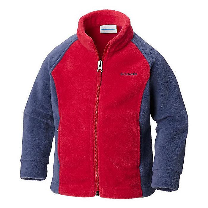 e02b4b764810 Columbia Youth Girls  Benton Springs II Printed Fleece Jacket - Moosejaw