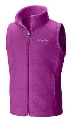 Columbia Youth Girls' Benton Springs Fleece Vest