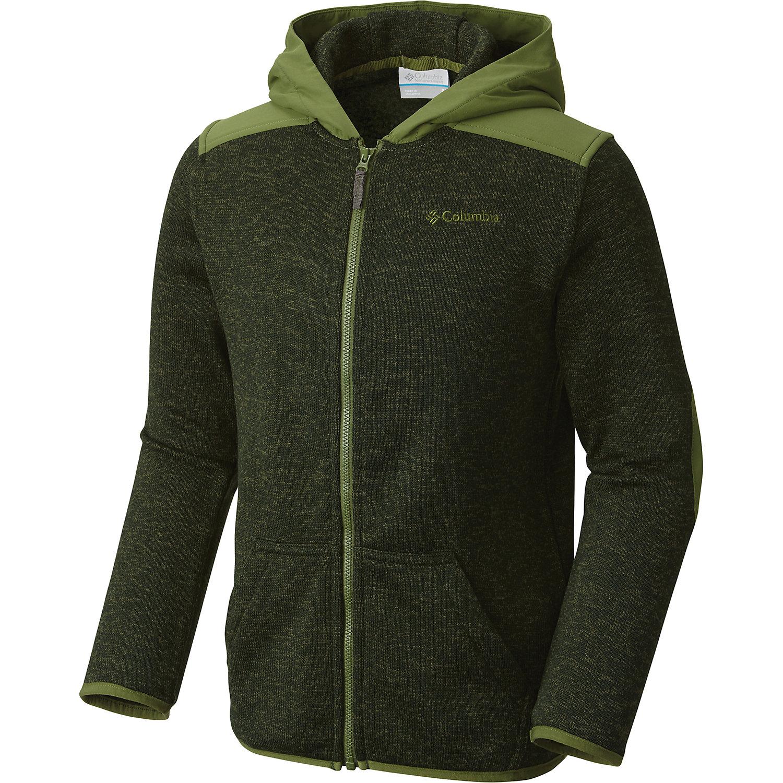50% off watch fashion style Columbia Youth Boys' Birch Woods II Full-Zip Fleece Jacket - Moosejaw