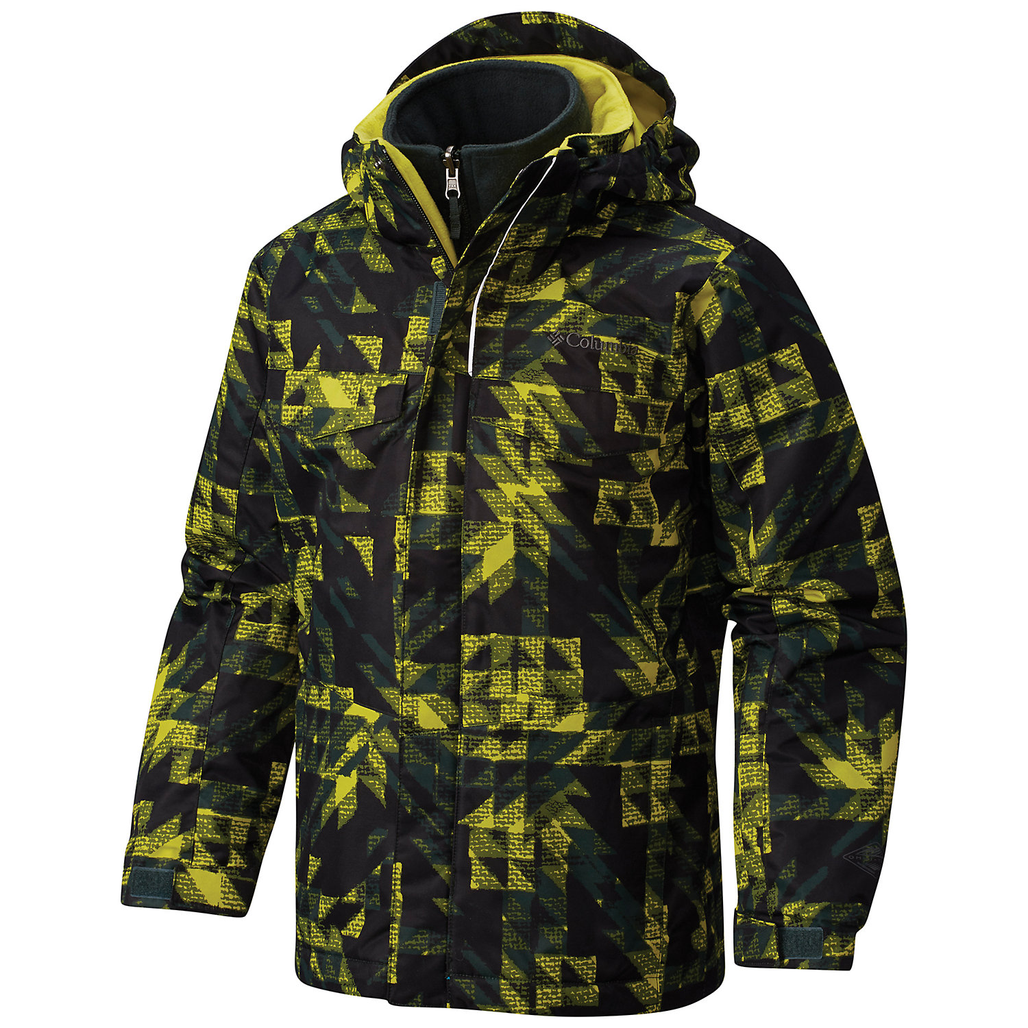 e2c5096c7cb Columbia Youth Boys  Bugaboo Interchange Jacket - Moosejaw