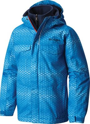 Columbia Youth Boys' Bugaboo Interchange Jacket