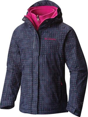 Columbia Youth Girls' Bugaboo Interchange Jacket