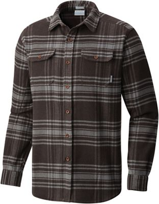 Columbia Men's Deschutes River Heavyweight Flannel LS Top