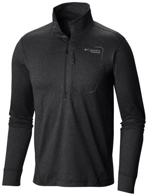 Columbia Titanium Men's Diamond Peak Half Zip Jacket