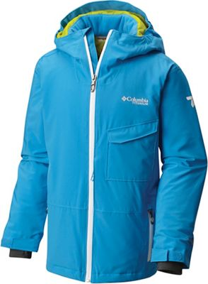 Columbia Titanium Youth Boys' EmPOWder Jacket