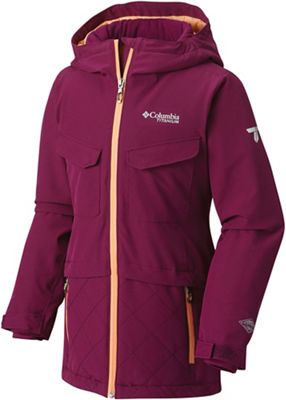 Columbia Titanium Youth Girls' EmPOWder Jacket