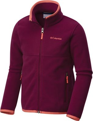 Columbia Youth Fuller Ridge 2.0 Full Zip Fleece Jacket