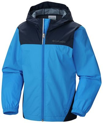 Columbia Youth Boys' Glennaker Rain Jacket