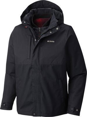 Columbia Men's Jacket Of All Trades Interchange Jacket
