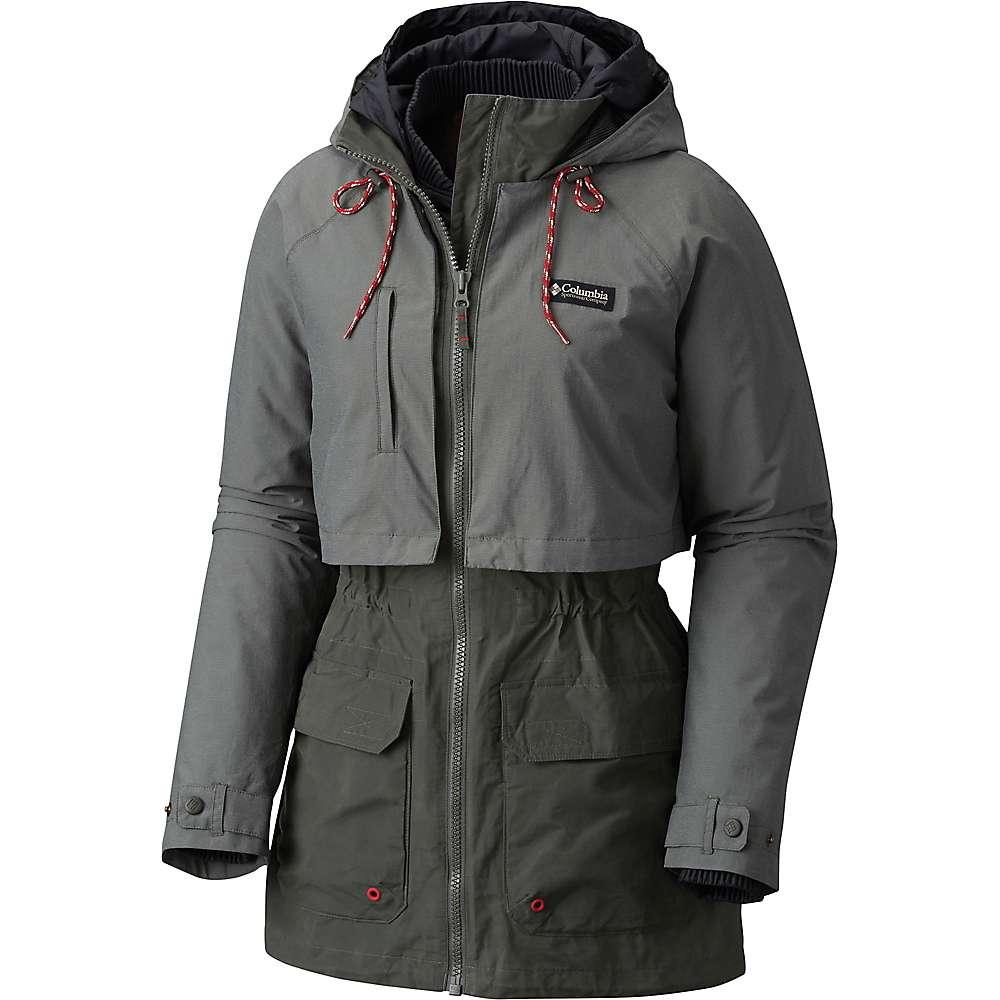 Columbia Women's Jacket Of All Trades Interchange Jacket ...