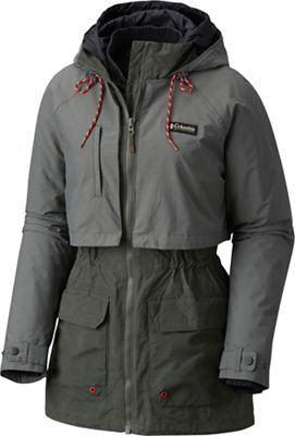 Columbia Women's Jacket Of All Trades Interchange Jacket