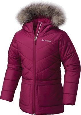 Columbia Youth Girls' Katelyn Crest Mid Jacket