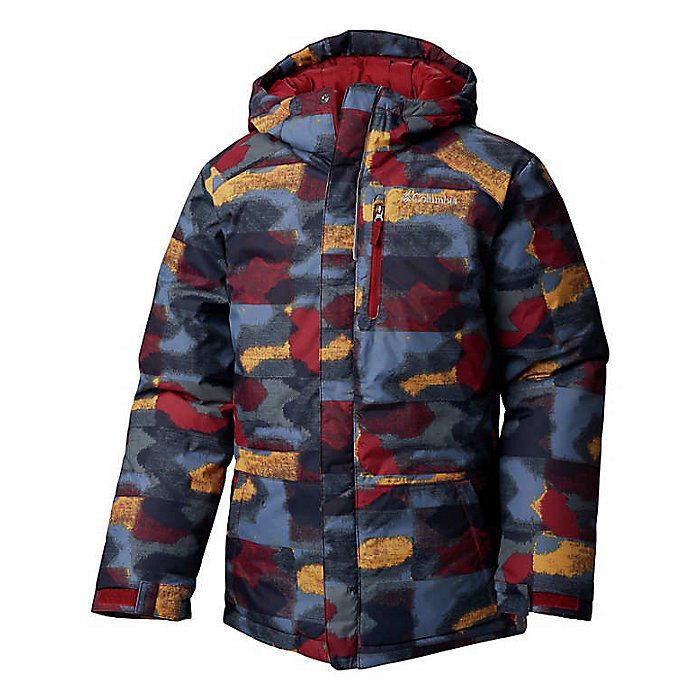 Lighting Jacket: Columbia Toddler Boys' Lightning Lift Jacket