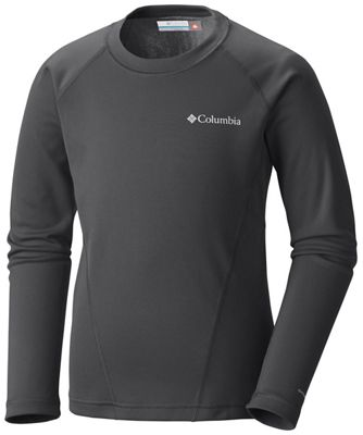 Columbia Youth Midweight Crew 2 LS Top