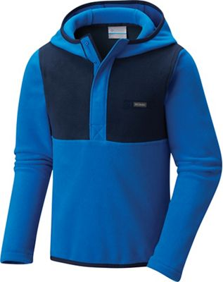 Columbia Youth Mountain Side Fleece Hoodie